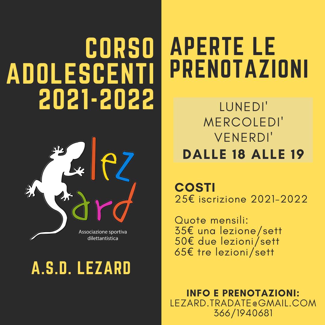Adolescenti 2021-2022