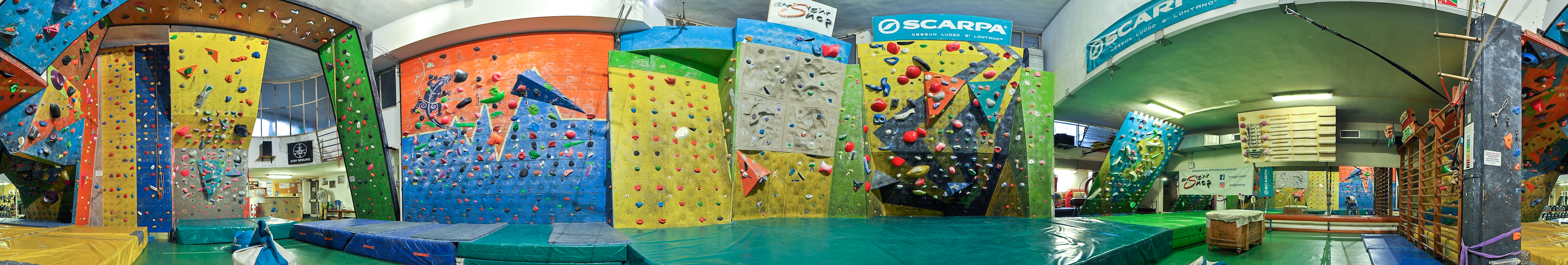 Lezard Climb Tradate